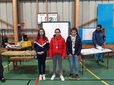 COMPETITION DEPT TENNIS DE TABLE 3 - JANV 20